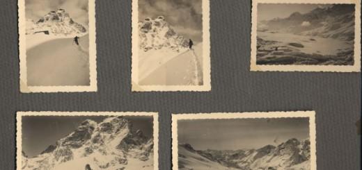 Album di fotografie, Archivio Pietro Pensa